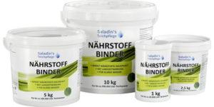 Nährstoff Binder