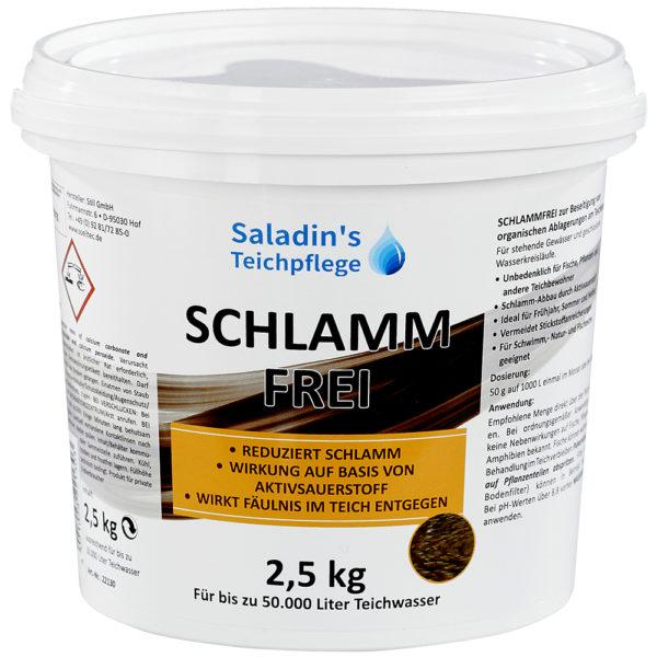 Schlamm Frei 2,5 kg