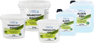 Anti Fadenalgen Set 150000 Liter