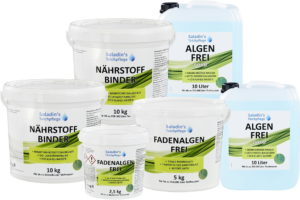 Anti Fadenalgen Set 200000 Liter
