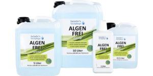Algen Frei pond