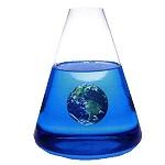 teichwasser testen analyseflasche